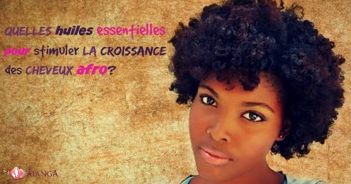 masque pousse cheveux afro