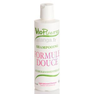 VIOPLANTES-Shampooing Formule Douce