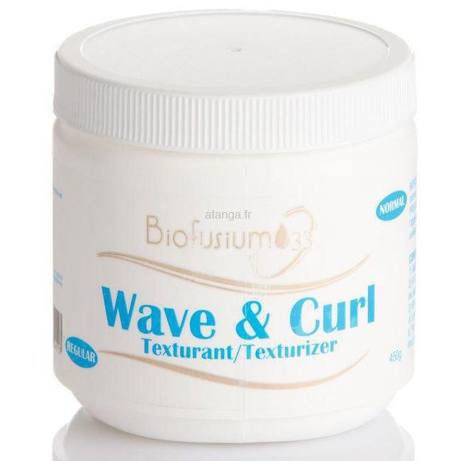 biofusium 33 cr me texturante pour wave et curl. Black Bedroom Furniture Sets. Home Design Ideas